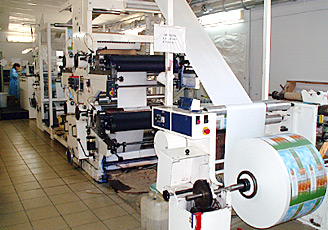 производство чековой ленты процесс